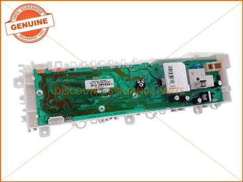 ELECTROLUX WASHING MACHINE PCB BOARD CONFIGURED PART # 147173650
