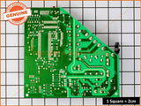 KELVINATOR AIR CONDITIONER MAIN PCB PART # 15021121005