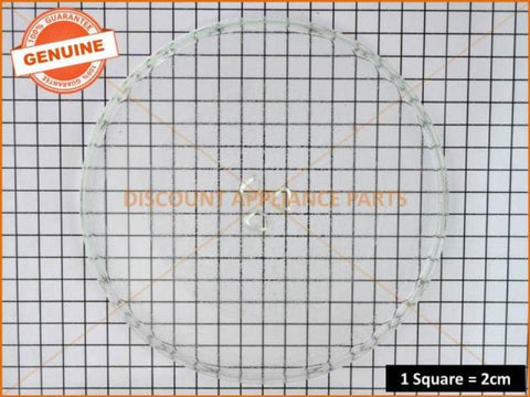 LG MICROWAVE GLASS PLATE PART # 1B71961E