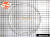 SMEG OMEGA MICROWAVE GLASS TURNTABLE PLATE PART # 3517207600