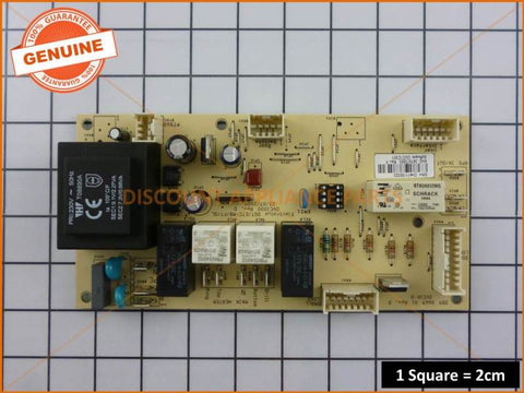 CHEF WESTINGHOUSE OVEN POWERBOARD OVC1000-SW-OVC1C301 PART # 387672903