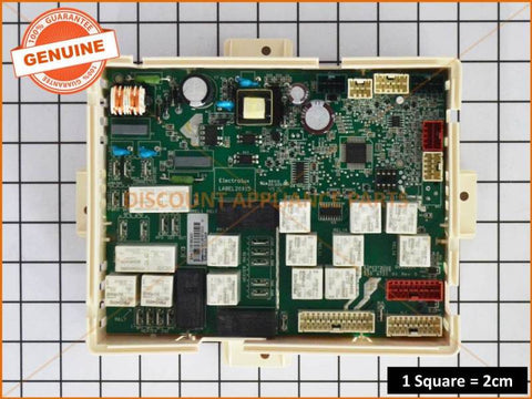 ELECTROLUX COOKTOP POWERBOARD OVC2000 DUAL CAV PART # 387673003