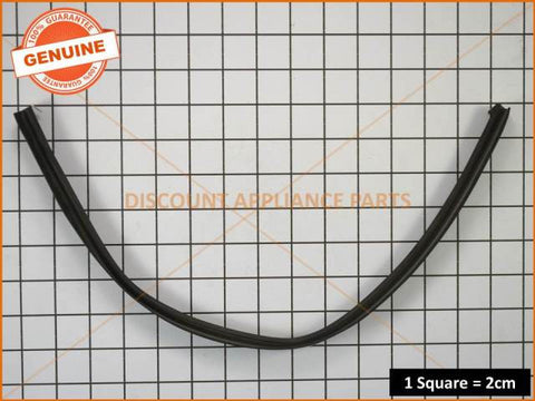 CHEF OVEN BOTTOM DOOR SEAL 410MM PART # 40403