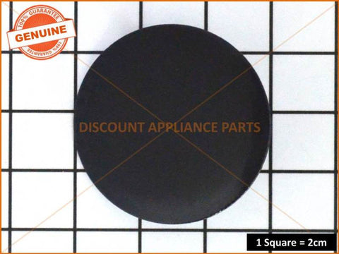 CHEF COOK TOP BURNER CAP LARGE PART # 40881