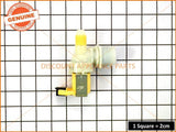 FISHER & PAYKEL WASHING MACHINE COLD WATER VALVE 24V 10L PART # 420148P