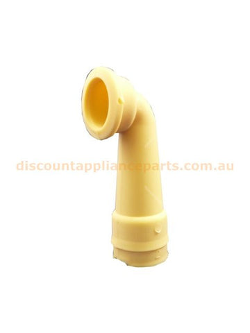 FISHER & PAYKEL WASHING MACHINE ELBOW NOZZLE PART # 425974P