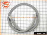 HOOVER WASHING MACHINE HOSE EXT 1.8M DOUBLE CUFF START PART # 43445408