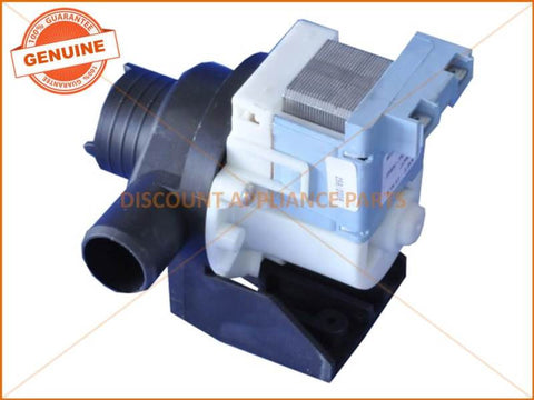 HOOVER WASHING MACHINE DRAIN PUMP # 43585422