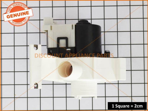 HOOVER WASHING MACHINE DRAIN PUMP PART # 43585427