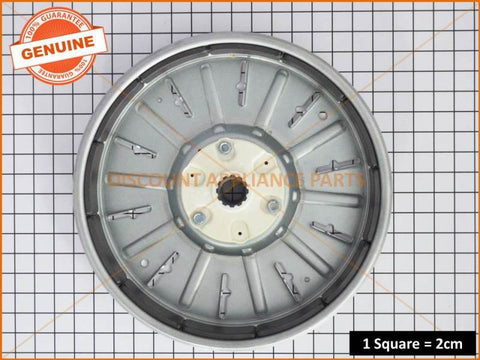 LG WASHING MACHINE ROTOR ASSEMBLY PART # 4413ER1001D