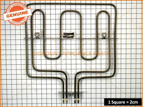 FISHER & PAYKEL OVEN TOP ELEMENT ASSY PART # 447750P