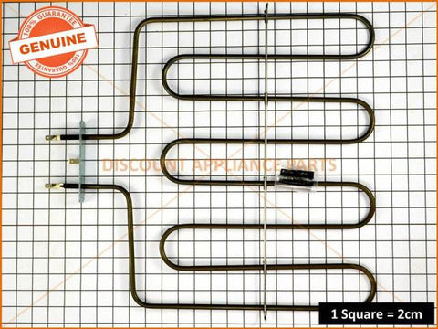FISHER & PAYKEL LOWER OVEN ELEMENT PART # 447751P