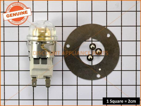 SIMPSON OVEN LAMP SOCKET KIT PART # 460122