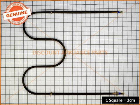 FISHER & PAYKEL LOWER OVEN BAKE ELEMENT PART # 465601