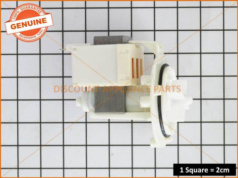 LG DISHWASHER MOTOR ASSEMBLY AC PUMP PART # 4681EA2002F