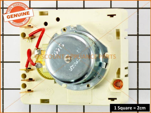HOOVER WESTINGHOUSE DRYER TIMER SINGLE DIRECTION PART # 47576401