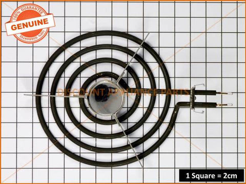 WHIRLPOOL COOKTOP ELEMENT PART # 4800017000