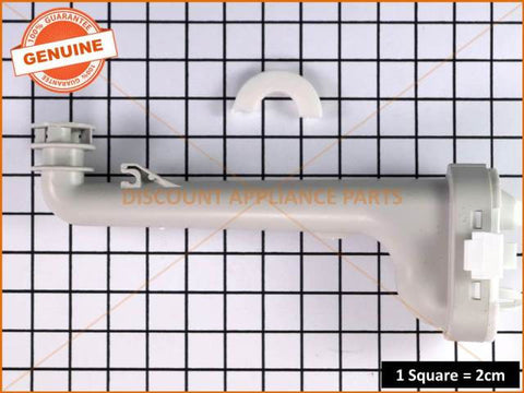 WESTINGHOUSE DISHWASHER CHANNEL DRAINAGE GREY PART # 1528233909