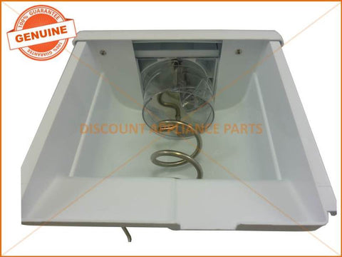 LG REFRIGERATOR ICE BUCKET ASSEMBLY PART # 5075JQ1002R