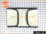 ELECTROLUX STEAM MOP FLOOR CLOTH PADS PART # 5095390110