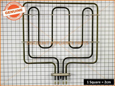 FISHER & PAYKEL OVEN ELEMENT ASSEMBLY  PART # 542656