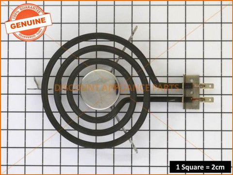 CHEF COOK TOP ELEMENT FIXED COIL 1100W 6' PART # 56335