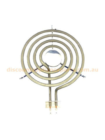 "CHEF COOK TOP ELEMENT FIXED COIL 1800W 8"" PART # 56336"