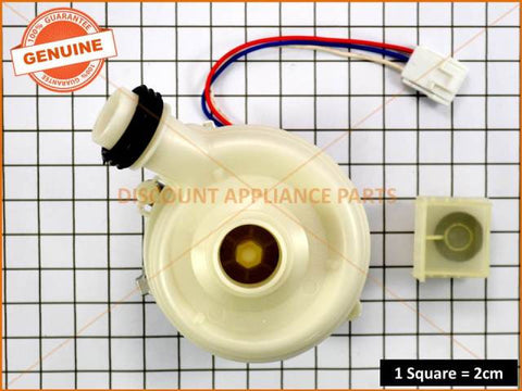 LG DISHWASHER WASH PUMP MOTOR PART # 5859DD9001A