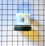 BOSCH WASHING MACHINE DRAIN PUMP FILTER PLUG CAP PART # 601996