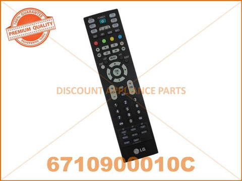 LG TV REMOTE CONTROL PART # 6710900010C # MKJ39170818 # AKB69680403 # 6710900010V