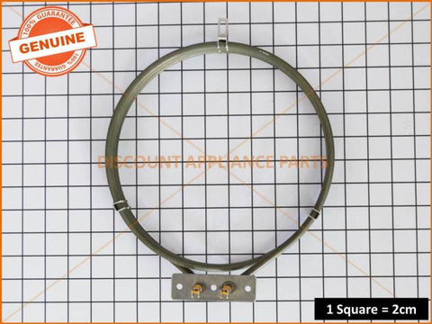 SMEG OVEN FAN ELEMENT 2100W PART # 806890807