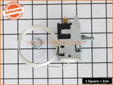FISHER & PAYKEL REFRIGERATOR THERMOSTAT PART # 813491P