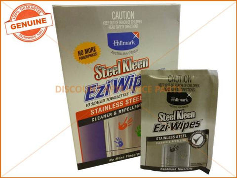 UNIVERSAL STEELKLEEN EZIWIPES (PACK OF 10) PART # ACC001**NO LONGER AVAILABLE**