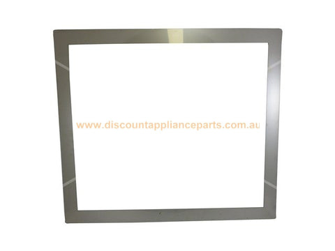 UNIVERSAL COOKTOP STAINLESS STEEL TRIM SURROUND PART # ACC052