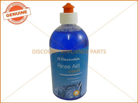 ELECTROLUX DISHWASHER RINSE AID ADDITIVE 500MLS PART # ACC102
