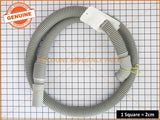 LG WASHING MACHINE DRAIN HOSE PART # 5215EA1001A AEM73732901