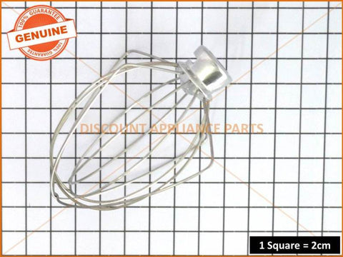 BREVILLE MIXER WHISK ATTACHMENT PART # BEM400/07