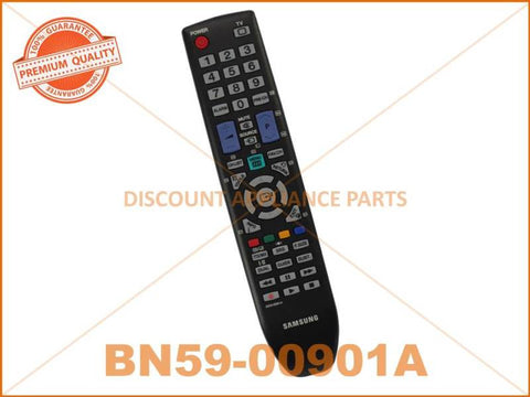 SAMSUNG TV REMOTE CONTROL PART # BN59-00901A