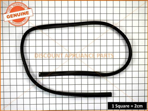 CHEF OVEN DOOR SEAL 1085MM 2 CLIP PART # C10754