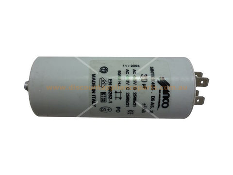 UNIVERSAL WASHIGN MACHINE DRYER MOTOR RUN CAPACITOR 30UF PART # CA030