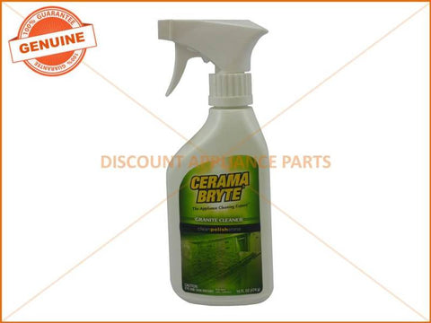 CERAMA BRYTE GRANITE CLEANER PART # CP018