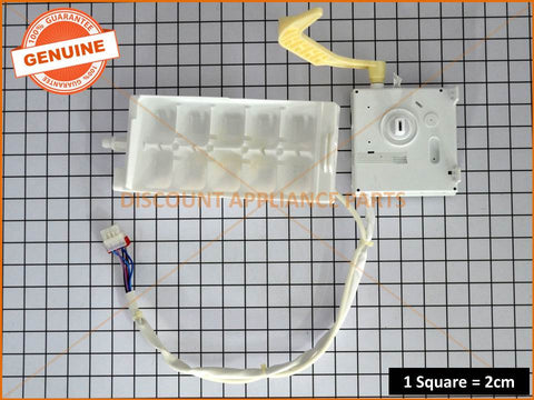 SAMSUNG REFRIGERATOR ICE MAKER ASSEMBLY PART # DA97-00258H
