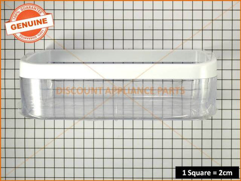 SAMSUNG REFRIGERATOR ASSEMBLY GUARD PART # DA97-04878D