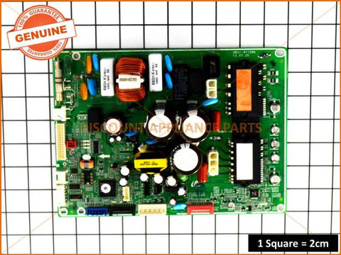 SAMSUNG AIR CONDITIONER ASSY PCB MAIN-OUT PART # DB93-13183C