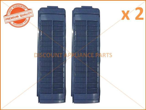 2 x SAMSUNG WASHING MACHINE LINT FILTER PART # DC97-00114M DC97-00114J