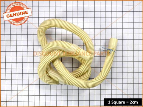 SAMSUNG WASHING MACHINE DRAIN HOSE ASSEMBLY PART # DC97-15315A