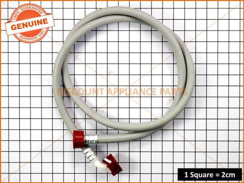 SAMSUNG WASHING MACHINE WATER HOSE ASSY PART # DC97-16921B