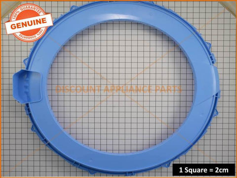 SAMSUNG WASHING MACHINE TUB COVER ASSEMBLY PART # DC97-16968A