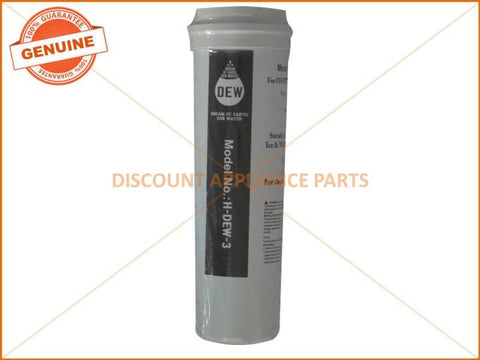 FISHER & PAYKEL REFRIGERATOR QUALITY REPLACEMENT WATER FILTER  836860 836848