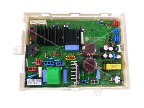 LG WASHING MACHINE PCB ASSEMBLY MAIN PART # EBR39322401